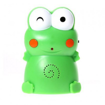 Lovely Cartoon Frog Welcome Door Device