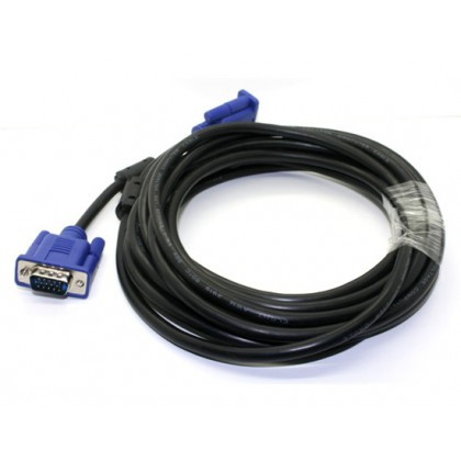 1.5 m 15Pin VGA Cable ( Blue)