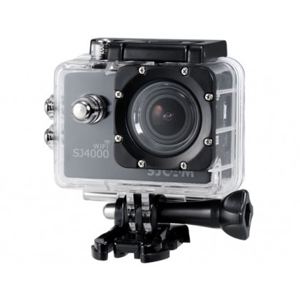 "30M Waterproof 12MP 1.5"" 170° Wide Angle Lens HD 1080P Sports Video Camera (Black)"
