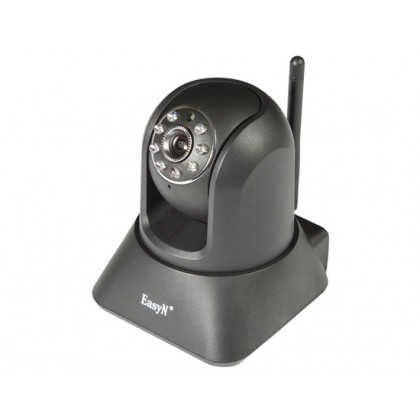 F3-M187 Plug & Play Wireless IP Camera Household Wireless Network Camera (Black)