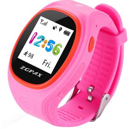 S866-Child Tracking  Watch APP Support For IOS And Android