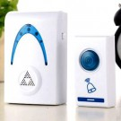 32 Songs Music Tune LED Wireless Remote Control Smart Doorbell