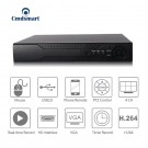 3IN1 4 CH 1080P AHD DVR Realtime Record And Playback Network Video Recorder DVR