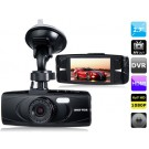 "2.7"" LED Screen 96650, 6G Lens Vehicle Black Box DVR Recorder with Parking Monitor, HDMI Output, TV-Out & G-Sensor"