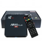 M8S Plus Kodi/XBMC Smart TV Box 4K Quad Core Android 5.1 Lollipop 2GB RAM 8GB HD