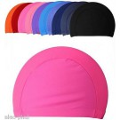 Swimming Cap Protect Ears Long Hair Sports Swim Caps Hat For Men Women Adults