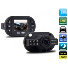 HD 1080P DVR Camera Video Recorder with IR Night Vision, Motion Detection