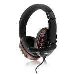 Bass Stereo Headset with Omnidirectional Microphone for PC (Kanen KM-790)