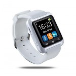 2016 Bluetooth Smart Wrist Watch Phone For Android, iPhone, Samsung(White)