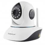P2P Plug and Play 720P MegaPixel HD Wireless IP Camera
