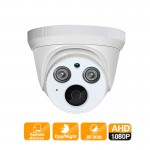1080P H.265 AHD CCTV Camera Dome Camera Home Surveillance CCTV Camera Security AHD Security Cameras