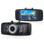 """Car Black Box 2.7"""" TFT Screen Novatek 720P Infrared Night Vision  with TV-Out & HDMI Output (Black)"""