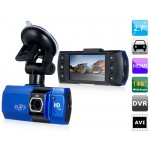 """AT500 2.7"""" TFT Screen SUI Infrared Night Vision Vehicle Black Box DVR with HDMI, G-sensor, TV-Out"""