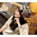 Winter Double layer Men and women's hats casual Beanie Warm girls Cap Knitted Thicken Skullies&Beanies