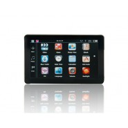 """TM706B 7"""" TFT Touch Screen WINS CE5.0 Car GPS Navigation with Map of European Countries (Black)"""